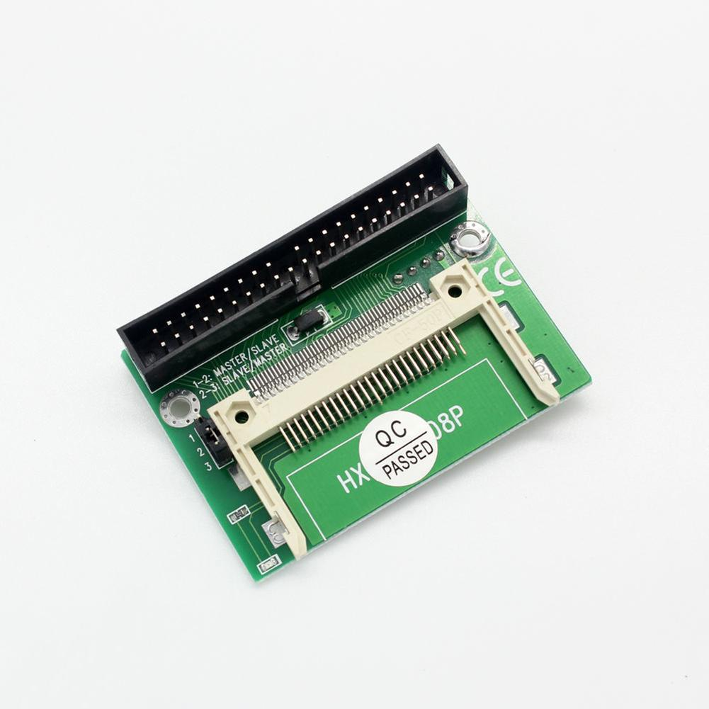 Pro 5V CF Compact Flash To 40 Pin 3.5Inch IDE Bootable HD Converter Adapter CF To IDE Adapter(No CF Card)
