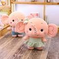 Оригинальные Плюшевые игрушки Choo Express, 25 см, слон Хамфри, мягкие плюшевые куклы-животные для детей, подарок на день рождения