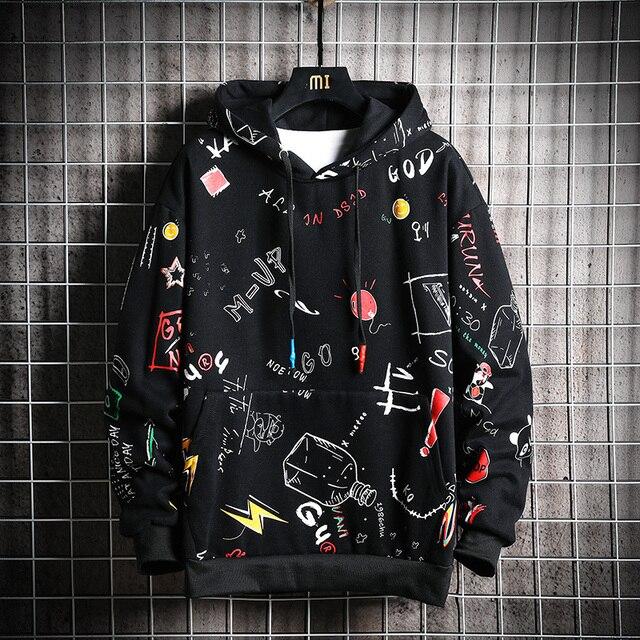 Japanese Streetwear Hoodie 6