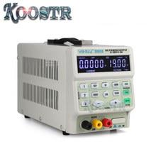 YIHUA-fuente de alimentación de CC 3005D, Control de Programa Digital ajustable, reguladores de voltaje de 30V 5A, suministros de alimentación CC de laboratorio de conmutación