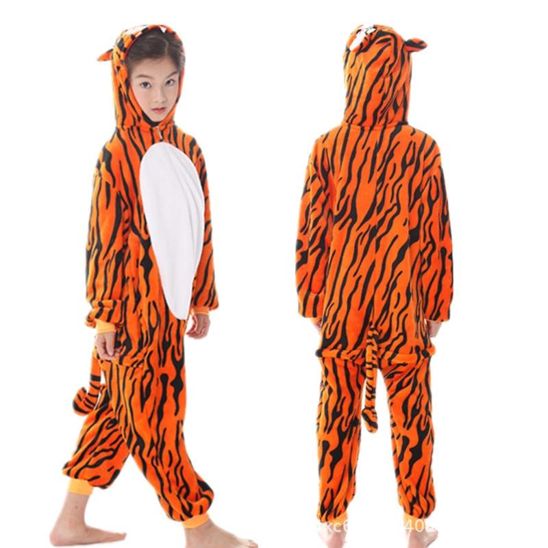 criancas unicornio pijamas infantil criancas unicornio quente 04