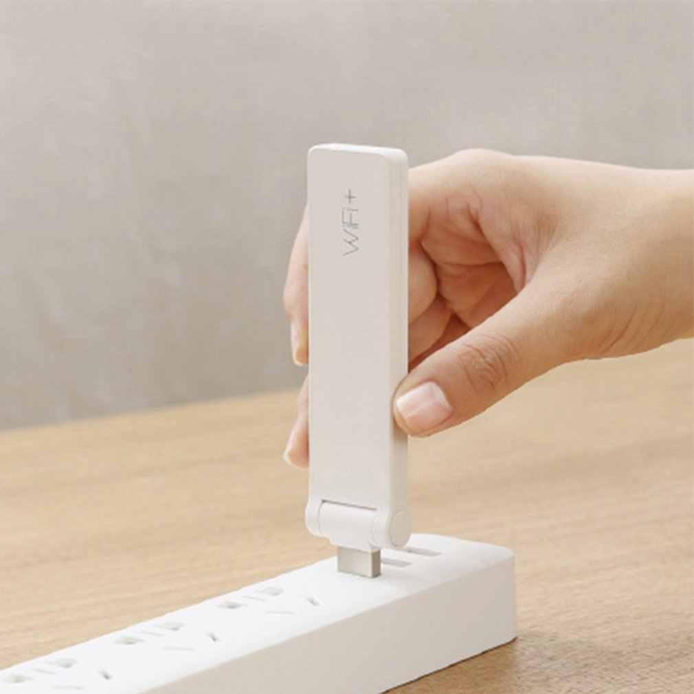 شاومي واي فاي مكرر 2 مكبر للصوت موسع 2 العالمي ريبيتيدور واي فاي موسع 300 Mbps تمديد إشارة تعزيز اللاسلكية