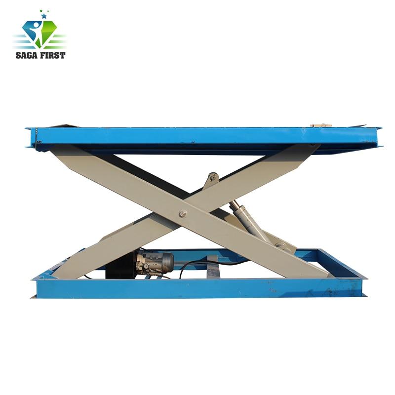 Standard Stationary 3-scissor Lift Platform