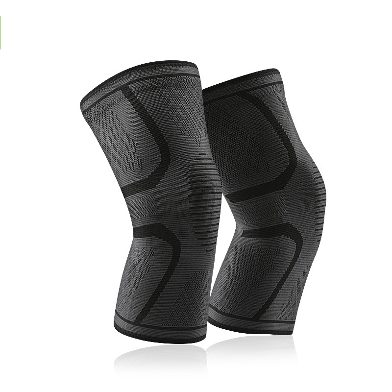 Athletics Knee Compression Sleeve Support for Running Jogging Sports Brace for Joint Pain Relief Arthritis Injury Recovery(China)