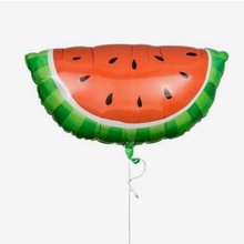 1pc Babyshower Foil Balloons Watermelon Aluminium Helium Ballons Birthday Globos Party Decorations Kids Supplies Toys