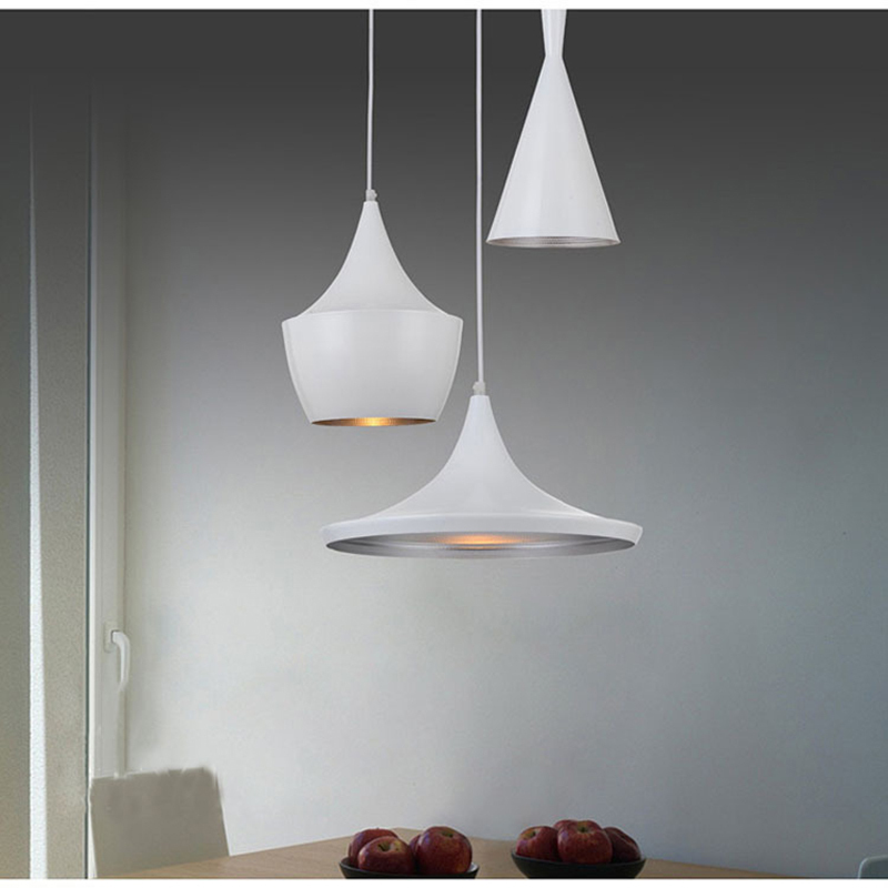 ABC Pendant Lights Tall/Fat/Wide Musical Instrument Hanging Pendant Lamp Light For Restaurant Lamp Bar Dropshipping
