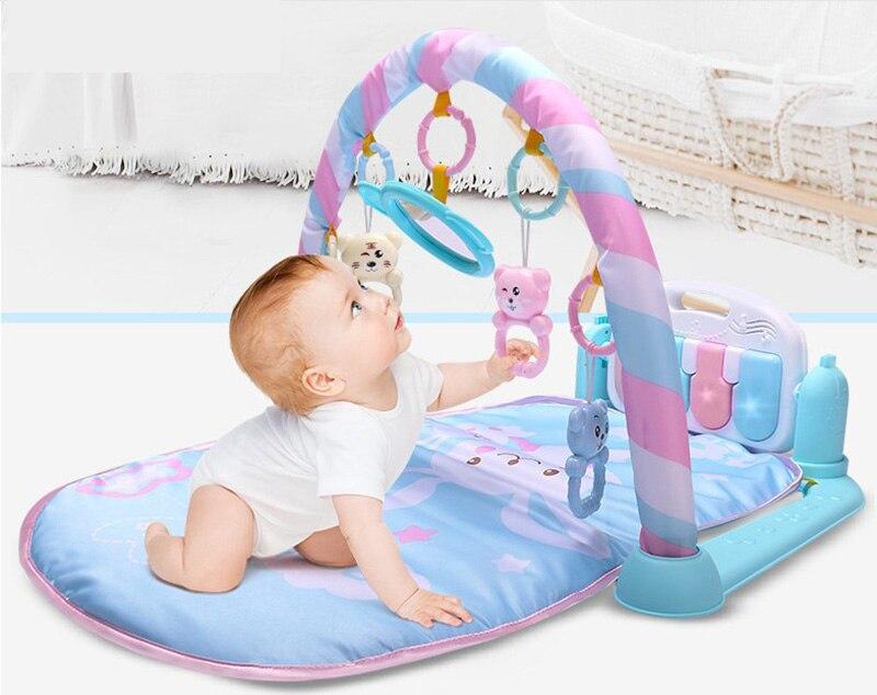 Do Bebê de Fitness Esteira do Jogo