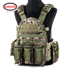 1000D Army Green Black Outdoor Hunting Wargame Paintball Protective Plate Carrier Waistcoat Airsoft Vest Tactical Combat Vests black tactical combat vest jpc outdoor hunting wargame paintball protective plate carrier waistcoat lightweight airsoft vest