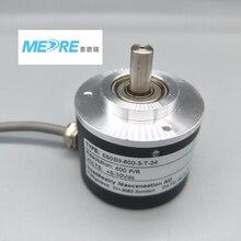 цена на E50S8-600-3-T-24 Shaft Incremental Rotary Encoder