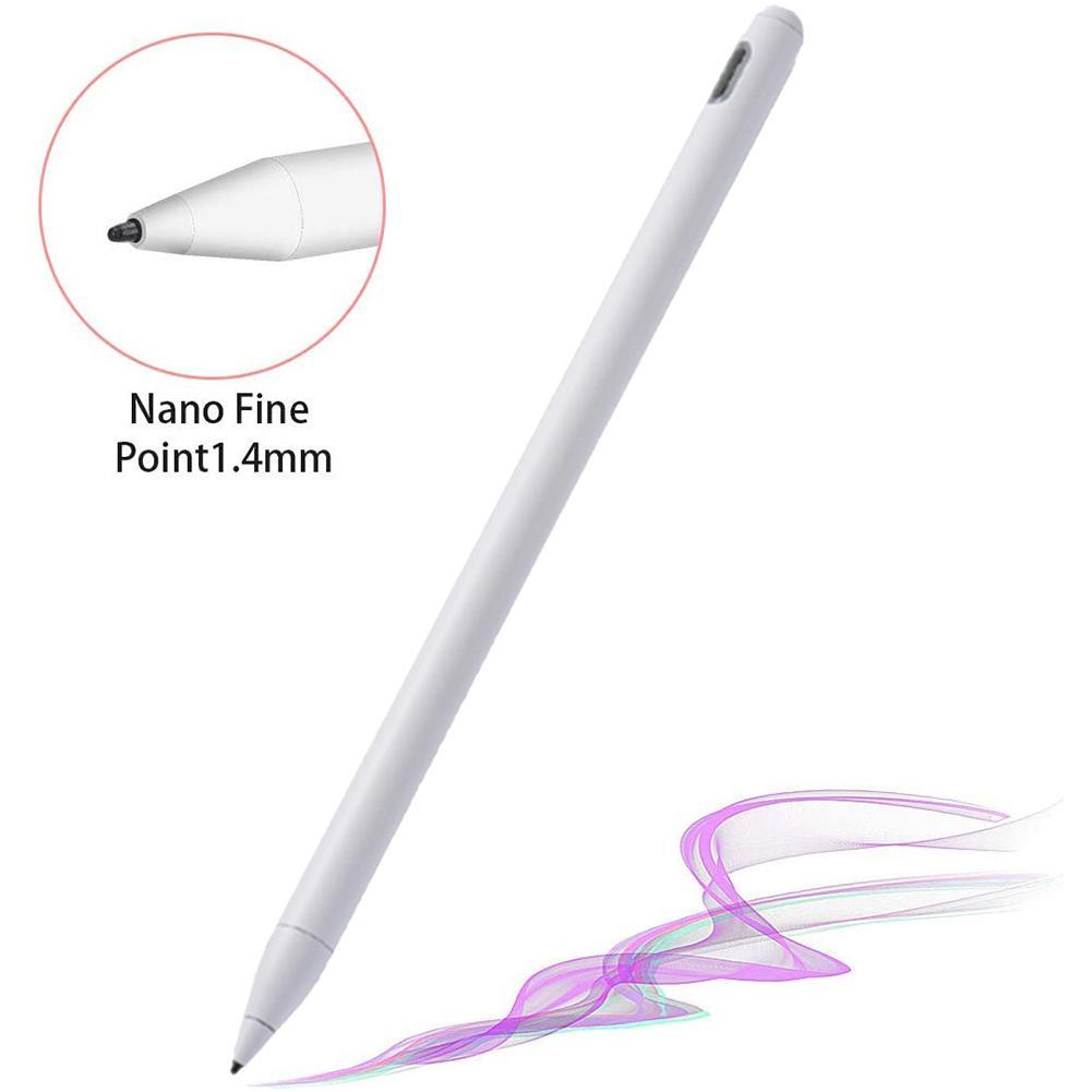 Стилус Карандаш для IPad/Samsung /iPhone стилус тонкий наконечник Стилус ручки для планшетов аксессуары для IOS Android