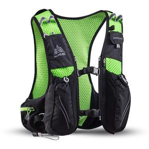 Image 3 - AONIJIE 10L Laufende Trink Pack Rucksack Tasche Weste Mit Wasser Blase Wandern Marathon Rennen Trail Sport