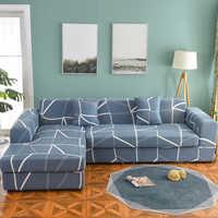 Housses de canapé extensibles élastiques modernes pour canapé de salon housses de canapé 1/2/3/4 places housse de canape sectionnelle