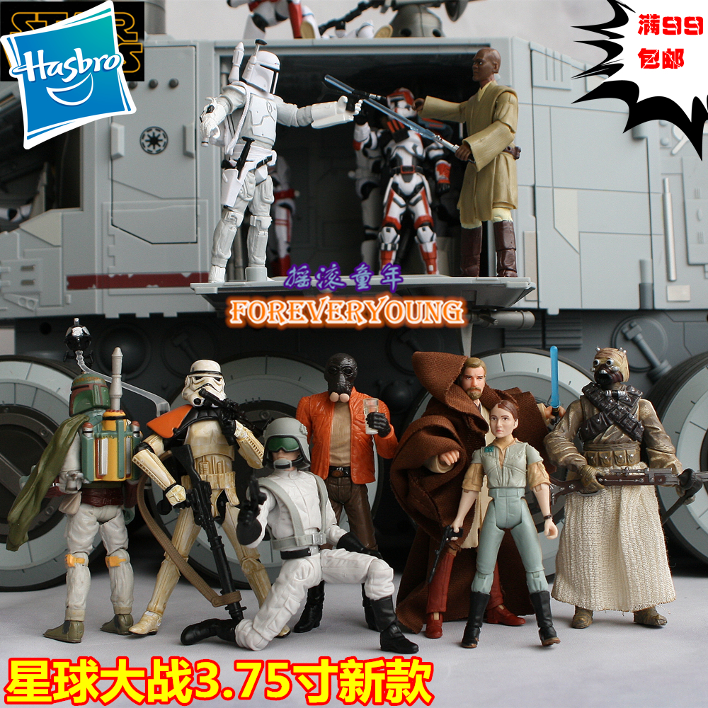 Hasbro Star Wars Doctor Aphra Phasma Kylo Ren Pvc Action Figure Collection Toys For Christmas Gift