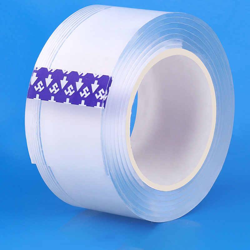 5M Nano Tape,Ruban Adh/ésif Double Face Transparent,Ruban Imperm/éable Super Collant,Traceless Double Face Bande Antid/érapante R/éutilisable Lavable et Multifonctionnelle