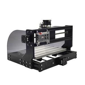 Image 4 - CNC 3018 PRO BM graveur Laser bois CNC routeur Machine GRBL ER11 bricolage gravure Machine pour bois PCB PVC Mini CNC 3018 graveur
