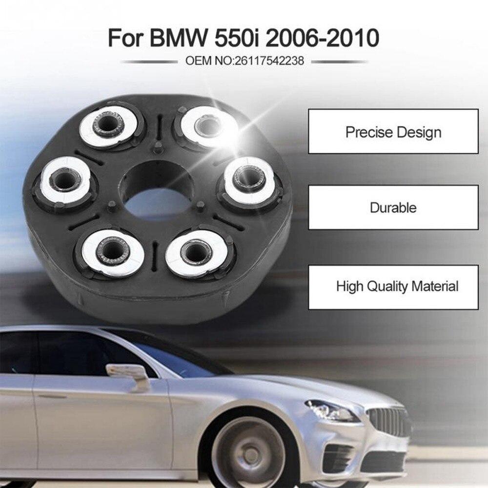 For BMW Driveshaft Flex Disc Joint E60 E61 E63 E65 E66 550i 650i 750Li 645Ci X3