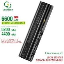 Golooloo 6 ячеек Аккумулятор для ноутбука Hp HSTNN-C51C C53C CB72 CB73 DB72 DB73 I58C IB72 IB73 IB79 LB72 LB73 N50C Q34C-Q36C Q37C