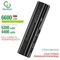 6600MAh 11 1 v 6 Батарея для ноутбука Hp HSTNN-C51C C53C CB72 CB73 DB72 DB73 I58C IB72 IB73 IB79 LB72 LB73 N50C Q34C Q36C Q37C