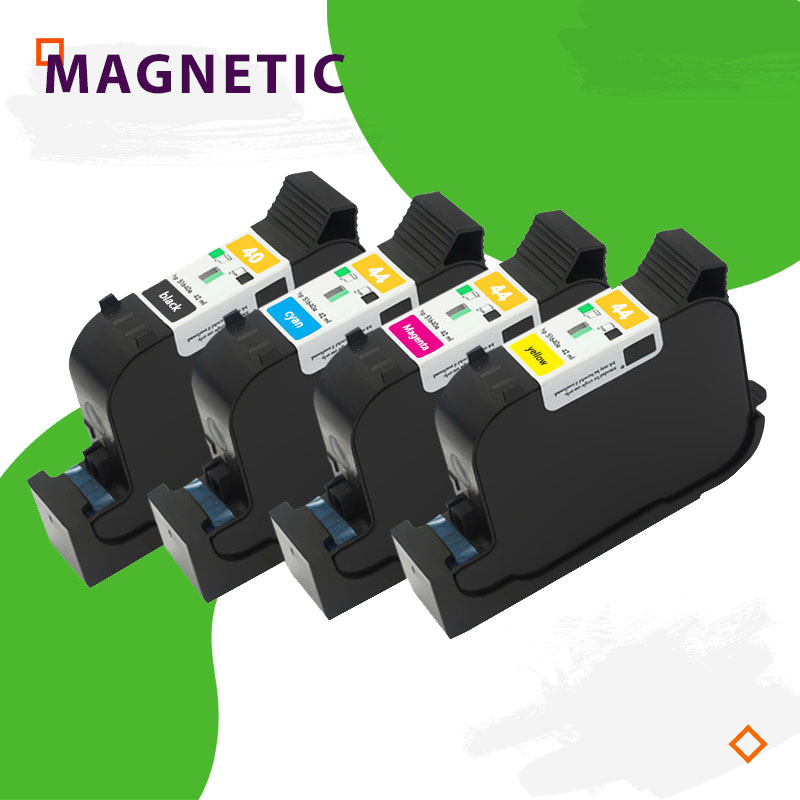 Compatible <font><b>Ink</b></font> <font><b>cartridge</b></font> HP40 51640A HP44 51644Y 51644C 51644M replaces For <font><b>40</b></font> 44 Designjet 230 250c 330 350c 430 450c printer image