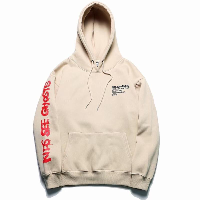 Jesus is King Lucky me l see ghost Ghost Sweatshirts Hoodie  2