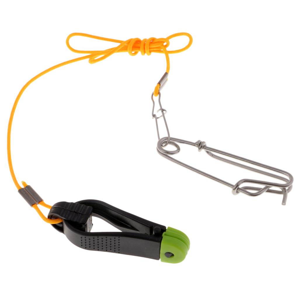 Mini Downrigger Release Clip Adjustable Power Grip Plus Planer Board With 17inch Leader And Long Line Snaps Fishing Accessories