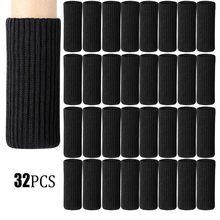 32 упаковки носочки для ног стула вязаные носки мебели защитные