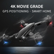 Gps-Drone Optical-Flow Camera Dron-Toy Rc-Quadcopter FPV Wifi Foldable SG701 Kids