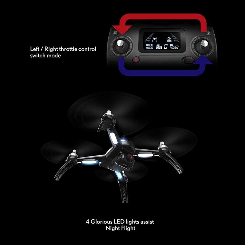 MJX B5W Upgrade 4k HD Luchtfotografie Borstelloze GPS Automatische Terugkeer Drone Lange Levensduur Afstandsbediening Speelgoed Quadcopter Vliegtuigen - 4