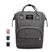 Stroller Bag Backpack-Bag Nappy Mummy Waterproof Mom Multi-Function Travel Large-Capacity
