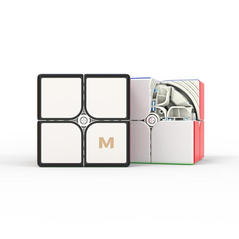 professional cubo magico yj 2x2x2 velocidade cubo puzzle jogo cubo brinquedos 05