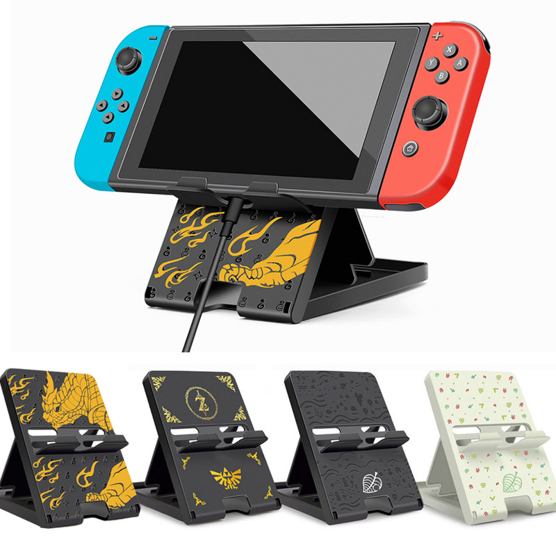Adjustable Bracket Mount Nintend Holder Case for ipad Tablet Nintendo NS Switch Lite Mini Console Lite Play Base Support