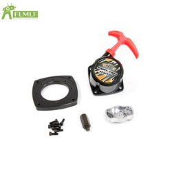 Easy Pull Starter Set for Zenoah CY Rovan Engine Top Speed Engine Fit for 1/5 HPI ROFUN ROVAN KM BAJA LOSI 5IVE T RC CAR PARTS