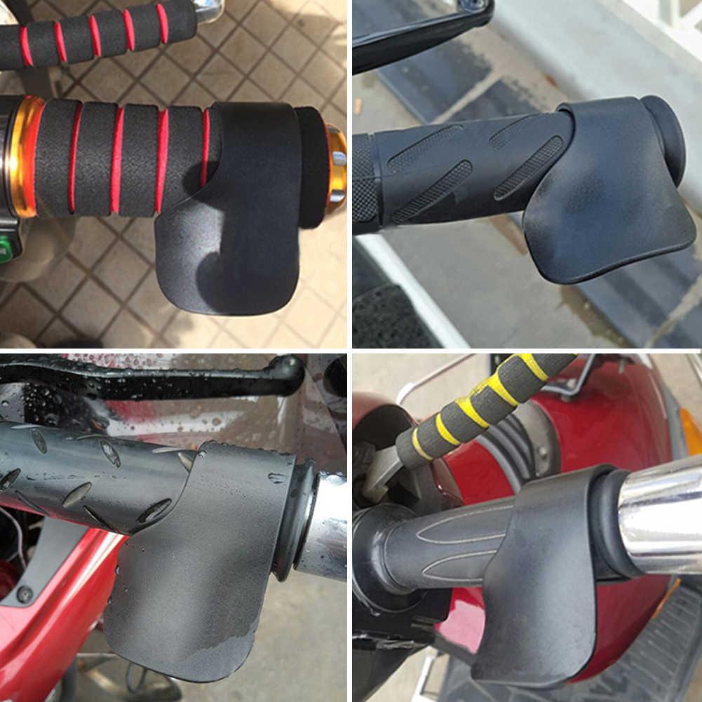 Evrensel motosiklet e-bike kavrama gaz yardımı bilek Cruise kontrol kramp dinlenme Fadeless yeni başlayanlar deneyimli sürücüleri yardımcı