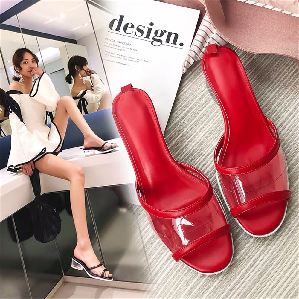 Fashion-Women-s-Beach-Sandals-PVC-Transparent-Summer-Slippers-Genuine-Leather-Women-s-Shoes-Chucky-Low