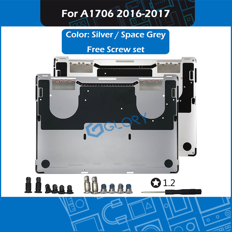 """3 Colors New bottom Case Lower Cover Screw for Macbook Retina 12/"""" A1534"""