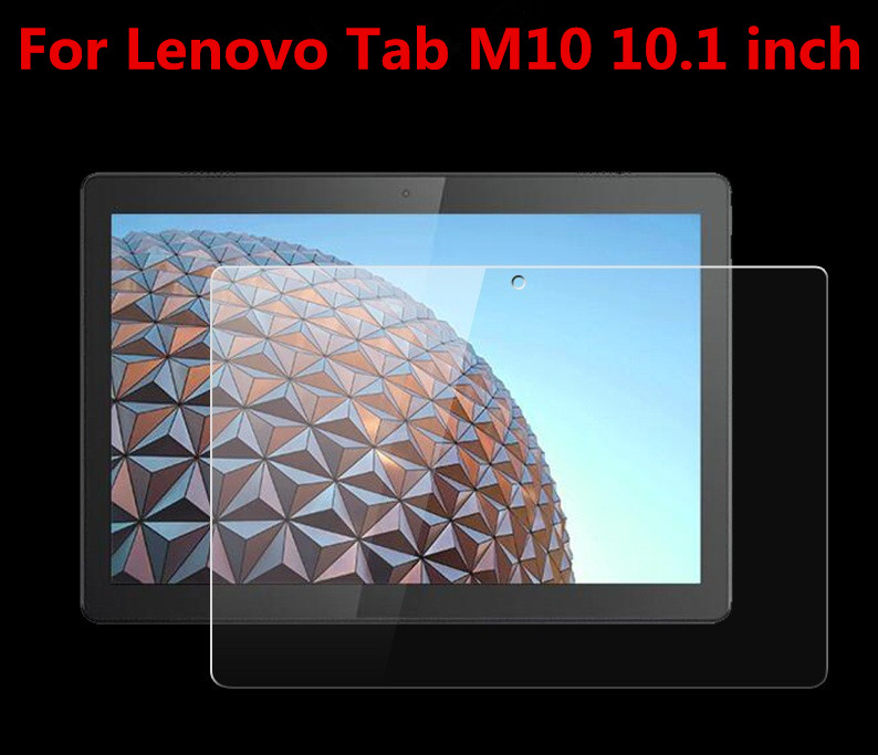 Tablet Tempered Glass Screen Protector CASE Film For Lenovo Tab M10 TB-X605F TB-X605L Glass With Package