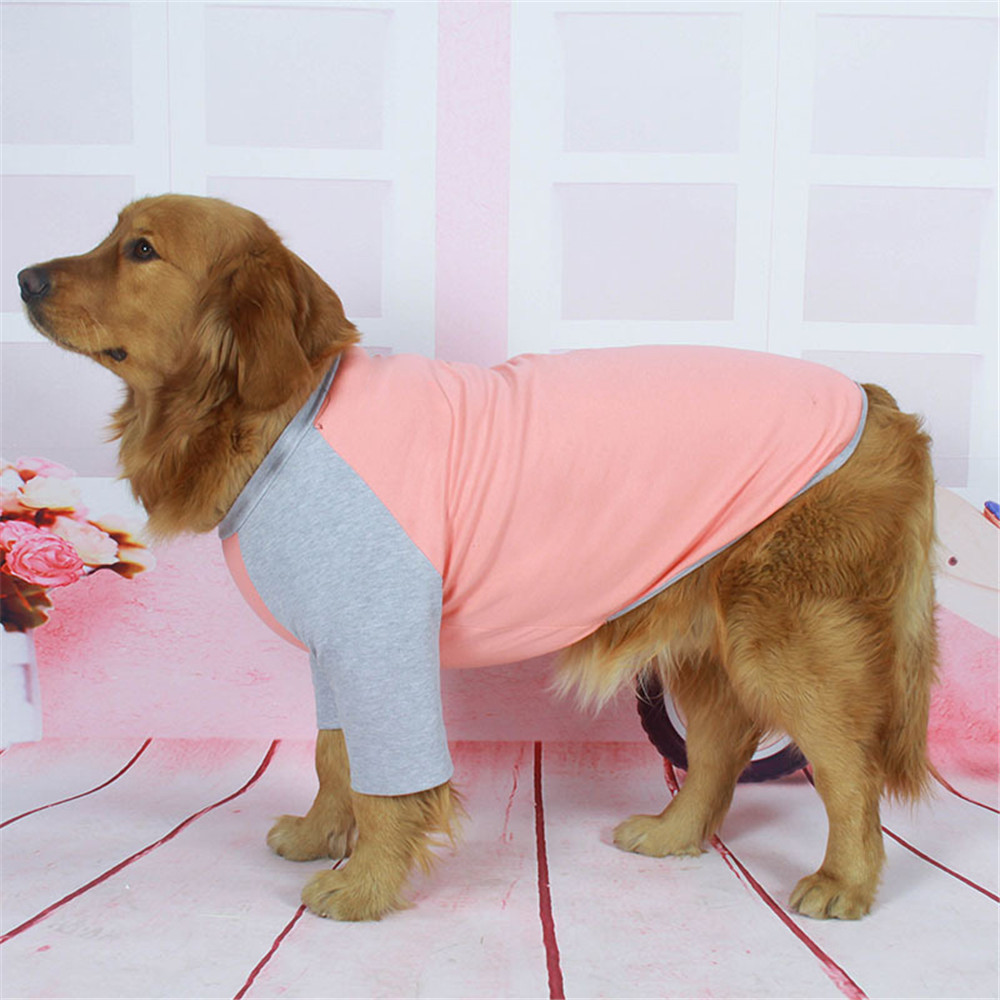 Cotton Pet Clothes For Dogs (2)