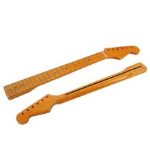 Replacement Electric-Guitar-Accessories Neck-Parts 21-Fret Fingerboard Wooden Stylish