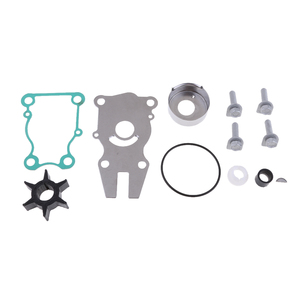 Water Pump Impeller Kit For Yamaha 63D-W0078-01 40 50 60 HP F40 F50 F60(China)