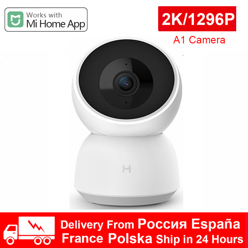 Xiaomi 2K Smart Camera 1296P HD 360 Angle Cam WIFI Infrared Night Vision Webcam Video IP camera Baby Security Monitor Newest