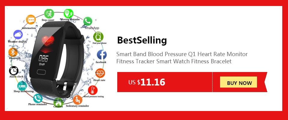 H2a75285182fc41eb9db727b3d06b69c7z Smart Band Blood Pressure 1.14'' Screen Fitness Tracker Watch Heart Rate Fitness Bracelet Waterproof Music Control For Men Women