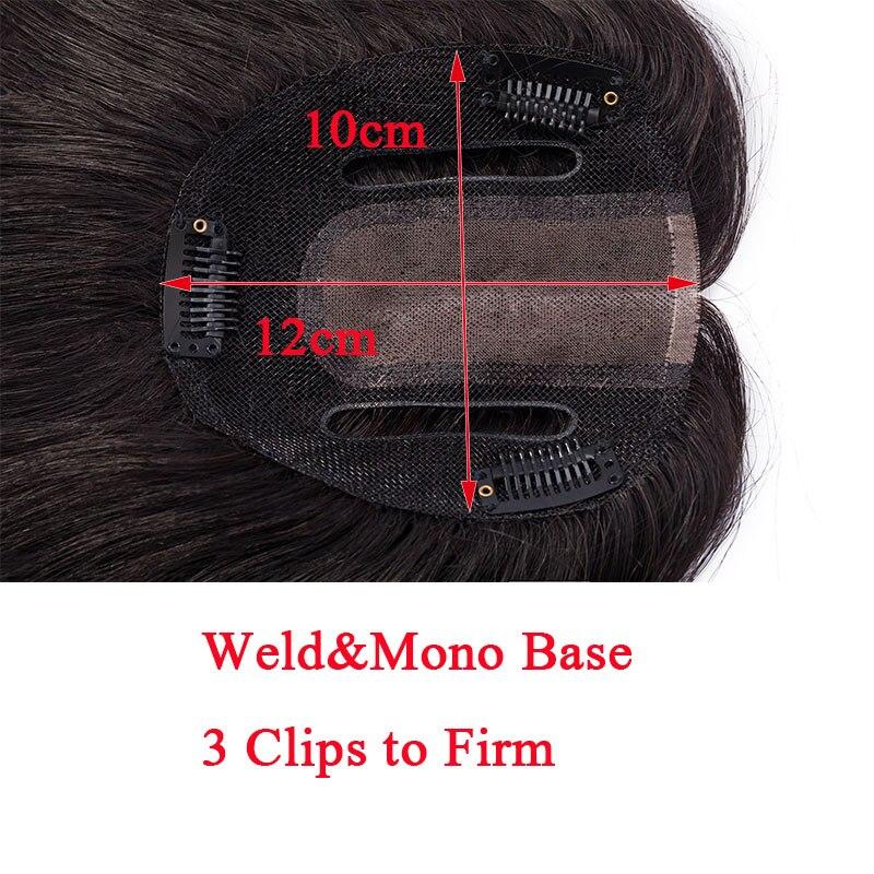 para as mulheres clipes em pequena peruca
