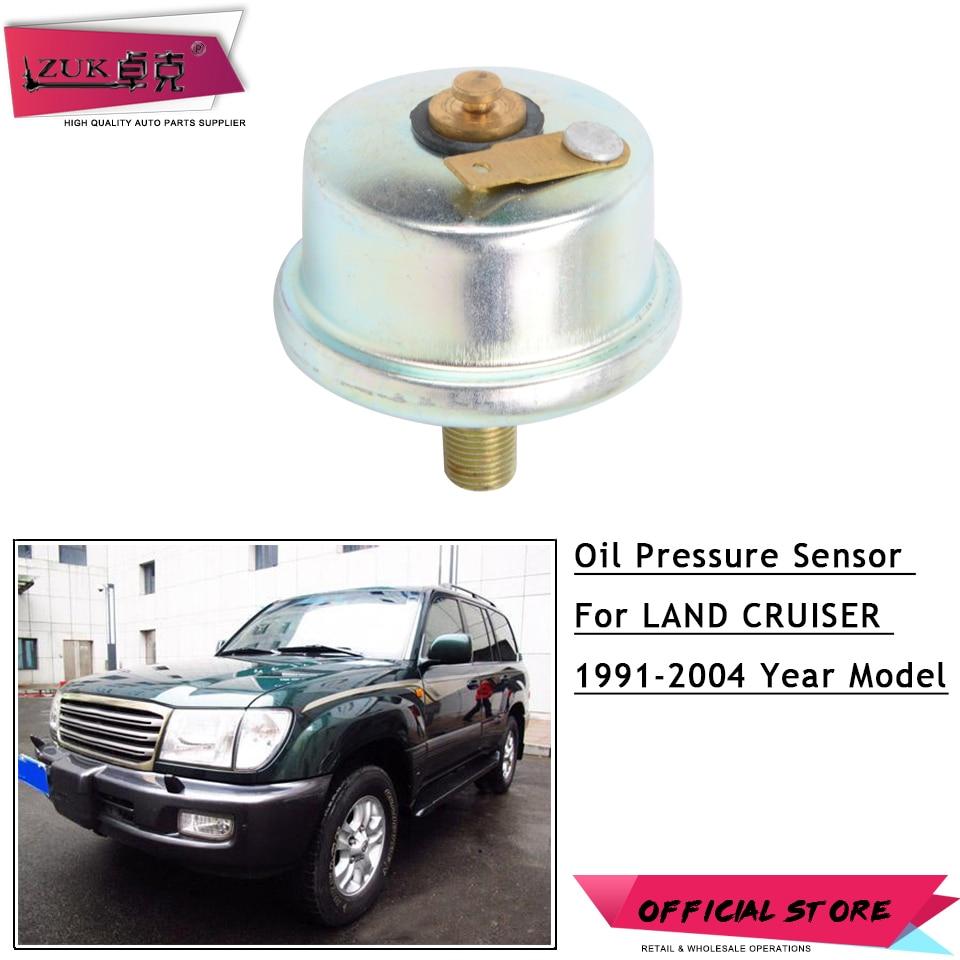 Engine Oil Pressure Switch Beck//Arnley fits 84-96 Toyota Land Cruiser 4.0L-L6