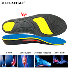 eva sport orthotic insoles arch support orthopedic insoles correction o x leg shoe pad foot pain relief insole for shoes Orthotic insole for Severe flat Feet Arch Support orthopedic shoes sole Insoles for feet men women Children O/X Leg corrected