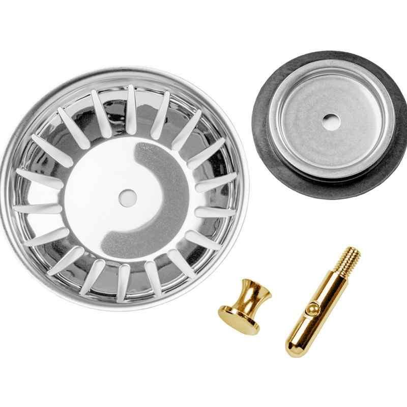 1PC zlewozmywak ze stali nierdzewnej sitko korek korek filtr Filtre Lavabo łazienka wyłapywacz włosów akcesoria kuchenne