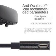 Кабель для передачи данных Oculus Quest/2 Link USB- C Steam VR Type- C 3,1, 3m5m на выбор