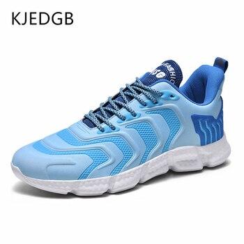 KJEDGB New Comfortable Ultralight Men s Casual Shoes Soft Sneakers Trend Men Shoes Zapatos De