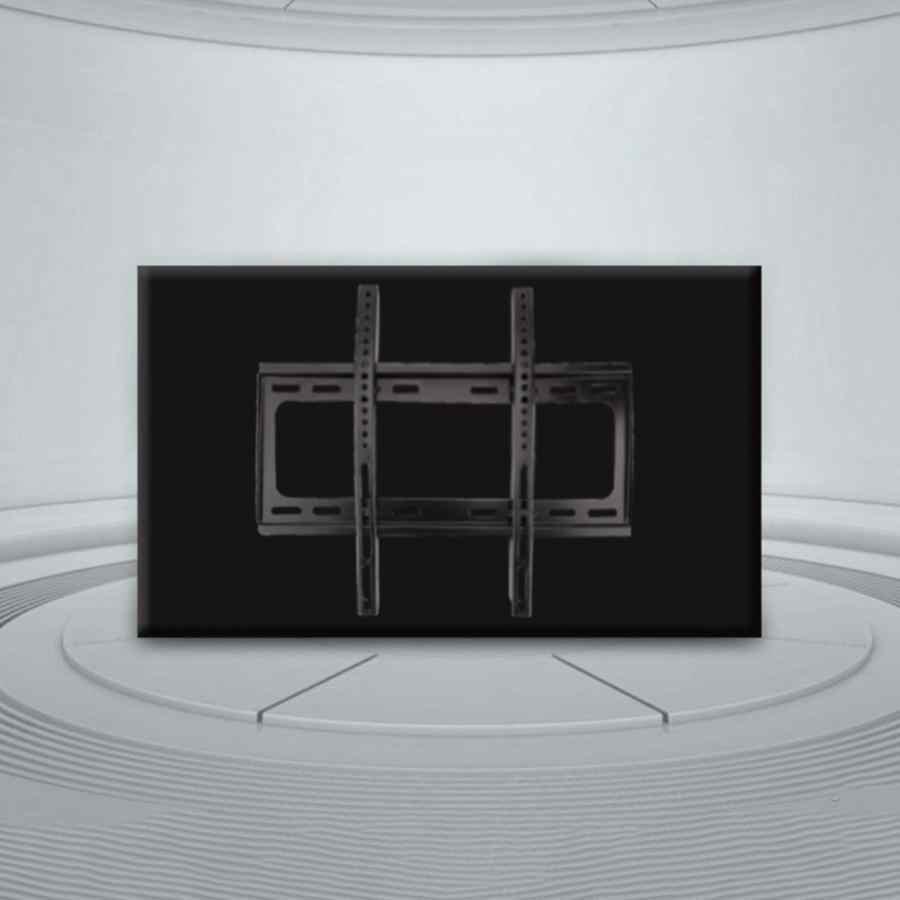 """Steel LCD LED Tilt TV Wall Mount Bracket for 26 27 32 37 40 42 46 47 50 55"""" LCD LED TV"""
