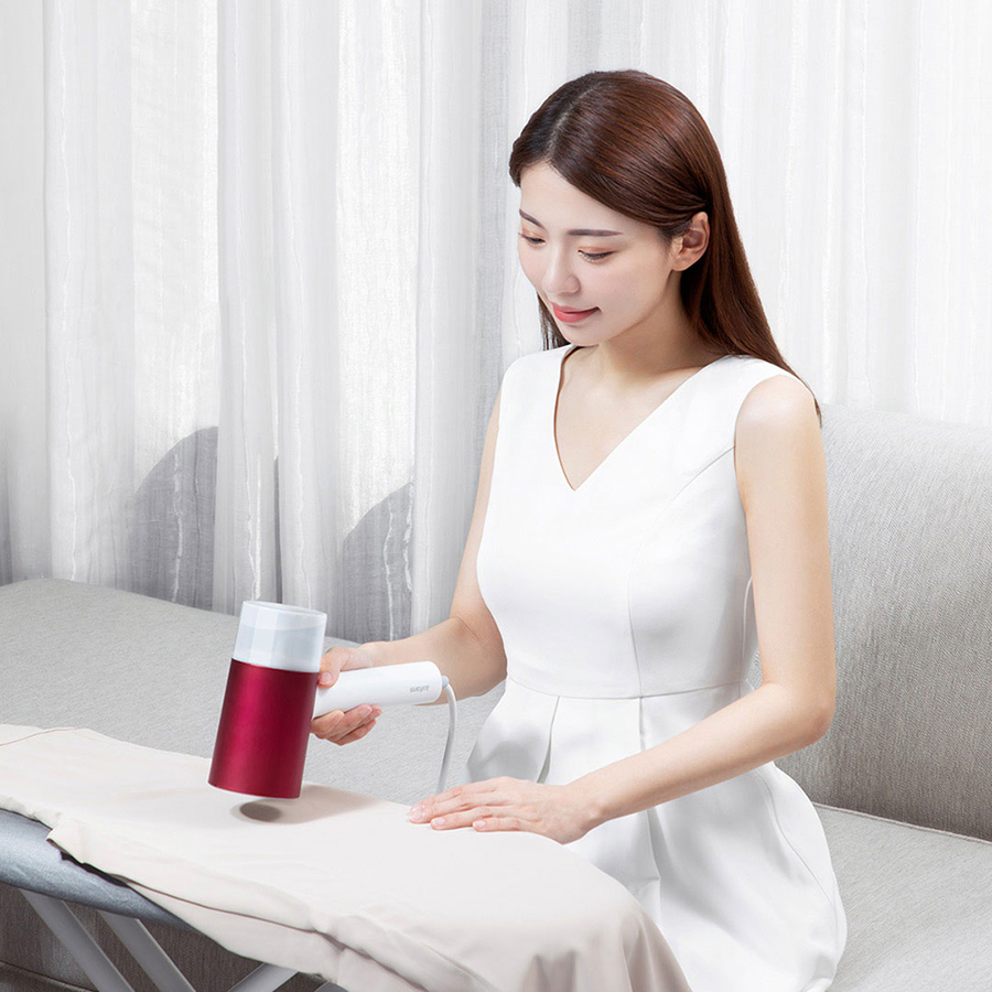 Image 5 - XIAOMI MIJIA Lofans Garment Steamer mini iron Portable travel Household Electric Generator cleaner Hanging Ironing Appliances-in Garment Steamers from Home Appliances