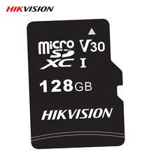 Hikvision Micro SD TF Tarjeta de 8 GB 16GB 32GB 64GB 128 GB Clase 10 memoria Flash tarjeta Microsd de 8 16 32 64 128 GB para teléfono inteligente adaptador